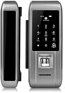 Amazon.com: Cerradura de puerta de aleación de zinc con ...
