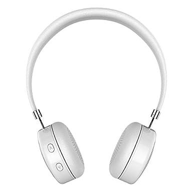 AEC BQ-668 HiFi inalámbrico Bluetooth Auriculares cancelación de Ruido Auriculares con micrófono Manos Libres Auriculares de Diadema: Amazon.es: Electrónica