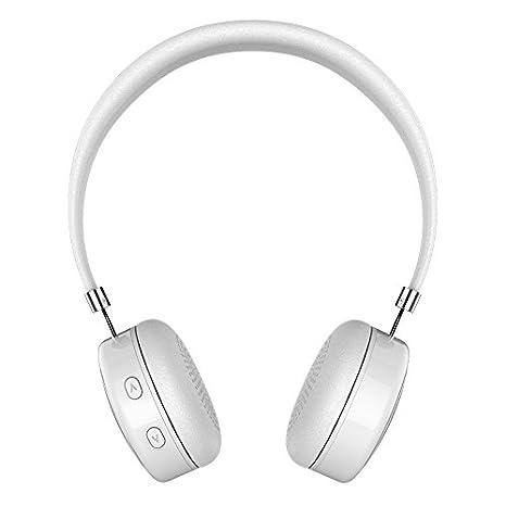 DyNamic AEC BQ-668 HiFi inalámbrico Bluetooth Auricular cancelación de Ruido Auricular Manos Libres Auriculares en la Oreja: Amazon.es: Electrónica