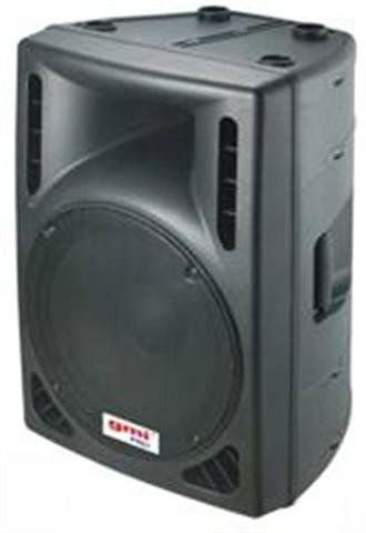 GMI-Pro JET-8 Powered PA Speakers, 500W USB Input, LCD Display for Home or Professional Use by GMI-Pro