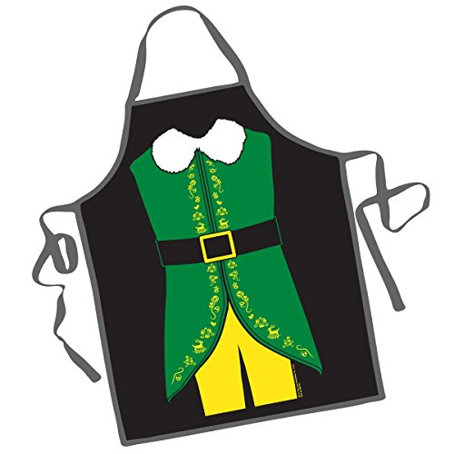 ICUP Elf The Movie Elf be The Character Apron, Clear - Elf Aprons