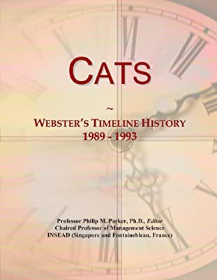 Cats: Webster's Timeline History, 1989 - 1993