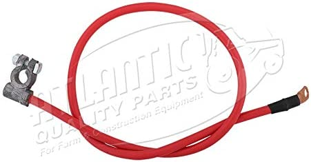 Complete Tractor 1400-0402 AR28950 New John Deere Battery Starter Cable for 500A 570 570A 3010