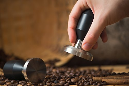 Premium Quality Coffee Espresso Tamper 100% Stainless Steel Base (51mm)