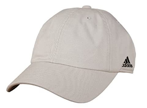 Adidas Adjustable Slouch Hat (Putty) - Cotton Tennis Hat