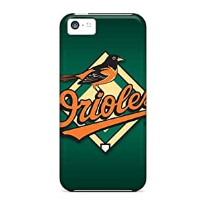 Awesome Design Baltimore Orioles Hard Case Cover For iPhone 5 5s
