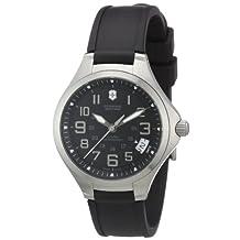 Victorinox Swiss Army Women's 241470 Base camp Black Date Dial Watch Watch