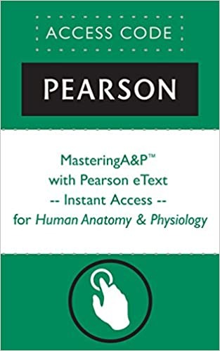 MasteringA&P® with Pearson eText -- Instant Access -- for Human ...