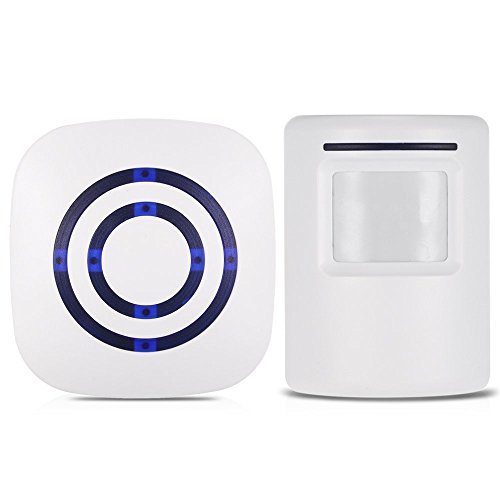 Motion Sensor Entry Light W 7 Bright Led