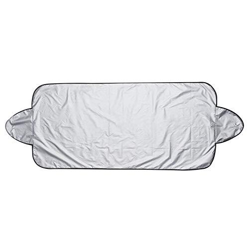 GYMNASTIKA 200x70cm autoruit voorruit waterdichte zonnescherm sneeuwvorst cover protector, opvouwbare voorruit…