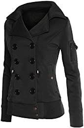 Women&39s Wool Pea Coats | Amazon.com