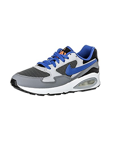 Nike - Chaussures Air Max ST, de sport - 654288-006 Noir et bleu
