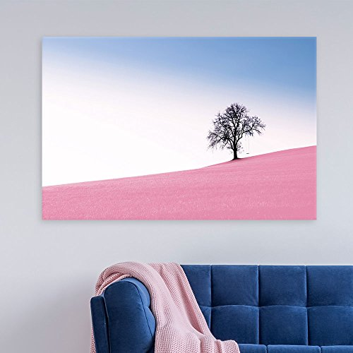 Romantic Landscape with a Lone Tree and a Swing Gallery