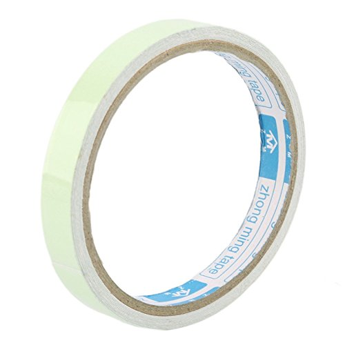 Luminous Tape Strip Glow In The Dark Green Home 12MM 3M Dark Safety Stage Home Decoration