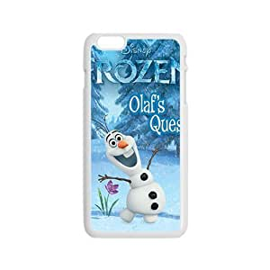 diy zhengFrozen happy snow baby Cell Phone Case for Ipod Touch 5 5th