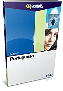EuroTalk Interactive - Talk More! Portuguese; an interactive language learning DVD for beginners+ [Interactive DVD]