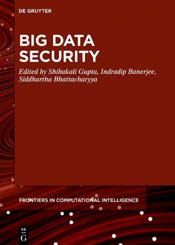 Big Data Security (Frontiers in Computational Intelligence)