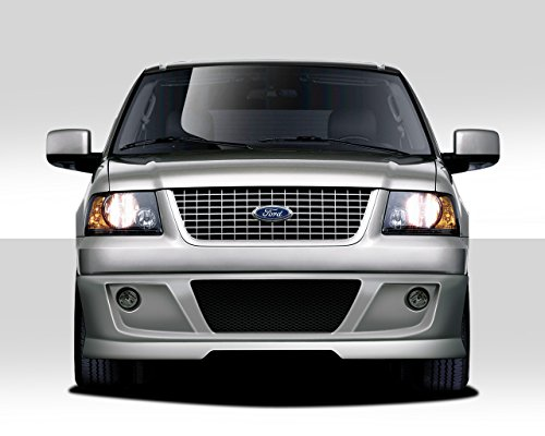 Duraflex ED-EAP-558 BT-1 Front Bumper Cover - 1 Piece Body Kit - Compatible For Ford Expedition 2003-2006