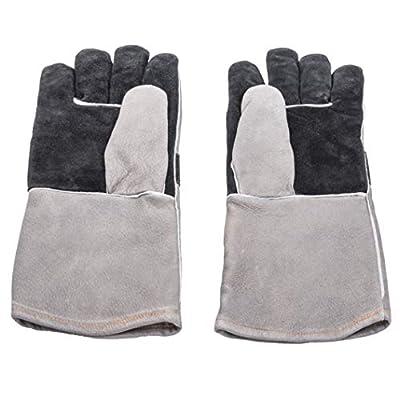 Oklahoma Joe's 3339484R06 Premium Leather Gloves