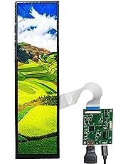 VSDISPLAY 8,8 tum 8,8 tum HSD088IPW1 480x1920 MIPI IPS LCD-skärm och Mini HD-MI kontrollkort, för Rapsberry PI