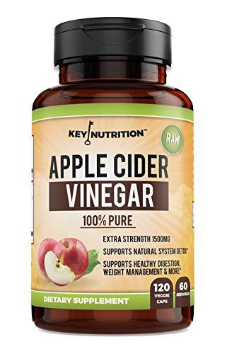 Apple Cider Vinegar 1500mg Organic