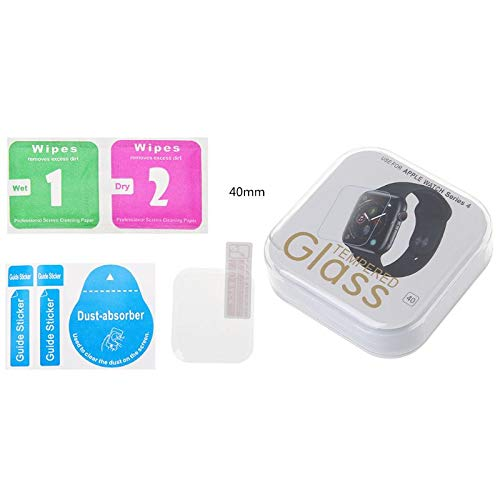 BATOP Apple Watch Screen Protector || Full Glue Waterproof Full Cover Screen Curved Tempered Glass