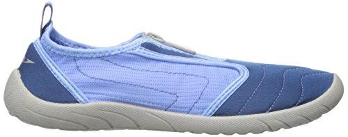 Speedo Women's Zipwalker 4.0 Wasserschuh Navy blau