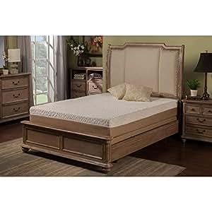 Amazon.com: zona de dormir Malibu 12-Inch Queen-size Espuma ...