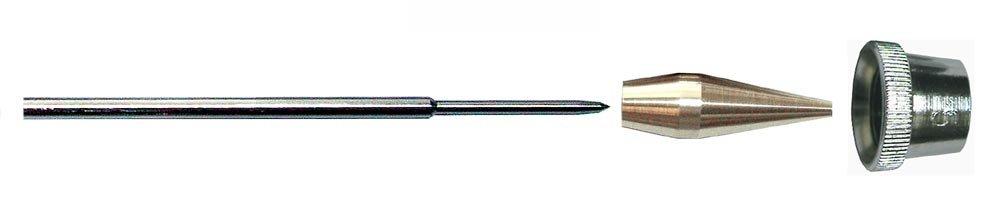 Paasche Size 5 Tip, Needle and Aircap para aerógrafos de ...