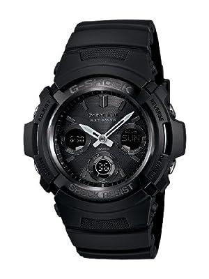 """Casio Men's AWGM100B-1ACR """"G-Shock"""" Solar Watch"""