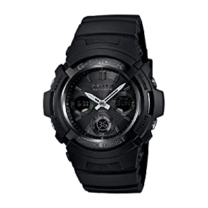 "414l0TOTdwL. SS300  - Casio Men's AWGM100B-1ACR ""G-Shock"" Solar Watch"