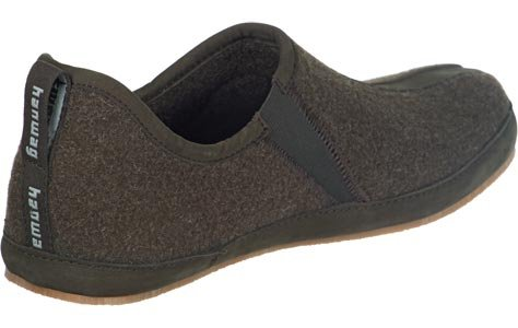 HanwagTakku - pantuflas Unisex adulto - marrón