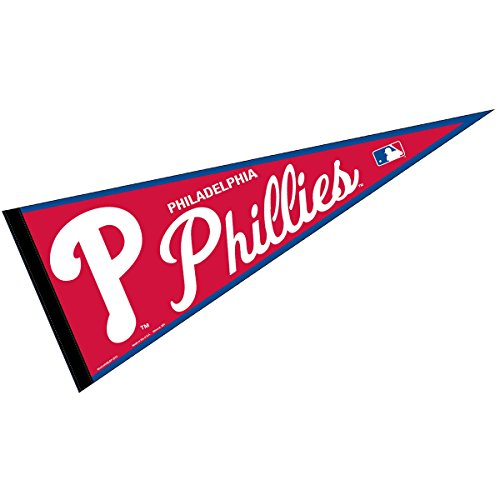 a Phillies MLB Large Pennant ()