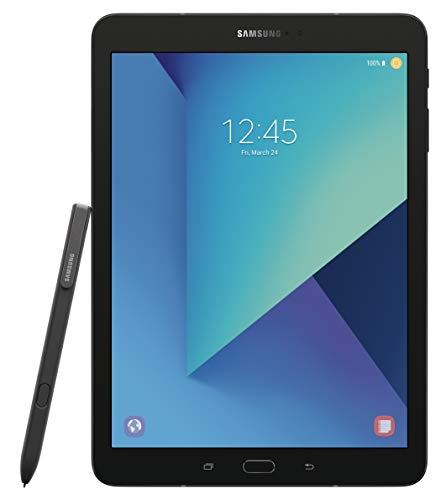 Samsung Galaxy Tab S3 9.7-Inch, 32GB Tablet (Black, SM-T820NZKAXAR) (Difference Between Sim Card And Sd Card)
