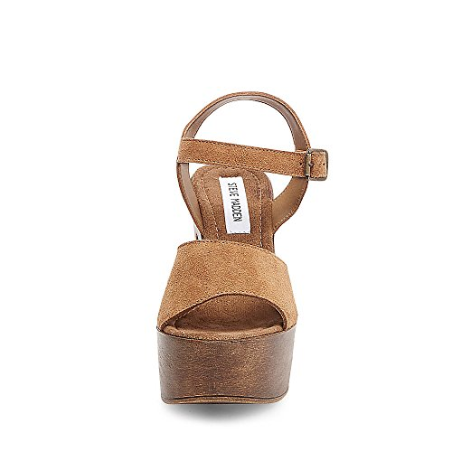 Steve Madden Women's Lulla 415 Chestnut Suede 100% original for sale OE9lNu5z