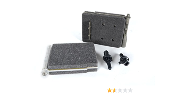 Amazon Com A C Heater Blend Door Repair Kit Fits Grand Cherokee Wj 1999 2004 Automotive