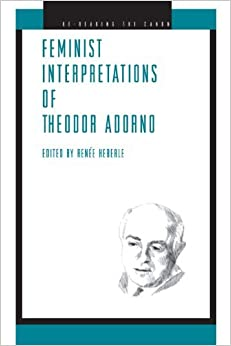 Book Feminist Interpretations of Theodor Adorno (Re-reading the Canon) by Paul Apostolidis (2006-06-15)
