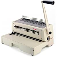 Tamerica 210PB 19-Ring Plastic Comb Binding Machine (aka Tahsin) from ABC Office