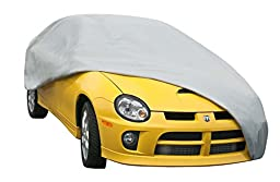 Budge Max Car Cover Fits Sedans up to 228 inches, GMX-4 - (Endura Plus, Gray)