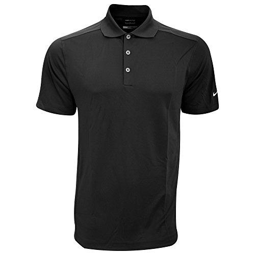 (ナイキ) Nike ゴルフ メンズ SMU 無地 半袖ポロシャツ トレーニングシャツ スポーツトップス スポーツウェア ゴルフウェア 男性用
