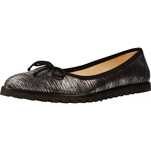 Color Marca Plateado PRIVATA para Mujer PRIVATA Modelo Mujer Plateado Bailarina EX229 Zapatos Plateado Bailarina Zapatos para tqAwpp