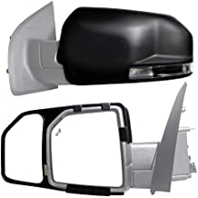 Fit System 81850 Snap and Zap Tow Mirror Pair (2015 and Up F150) (Renewed)