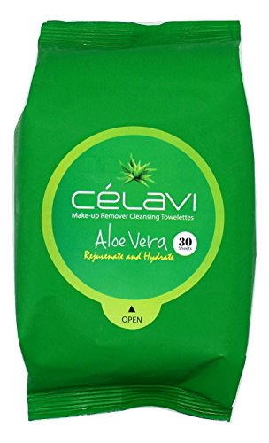 Celavi Remover Cleansing Removing Towelettes