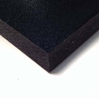 Amazon Com Pvc Foam Board Sheet Celtec Black 12 In