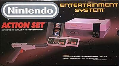 Nintendo Entertainment System Action Set