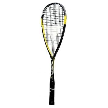Tecnifibre CarboFlex 125 Squash Racquet Racquets at amazon
