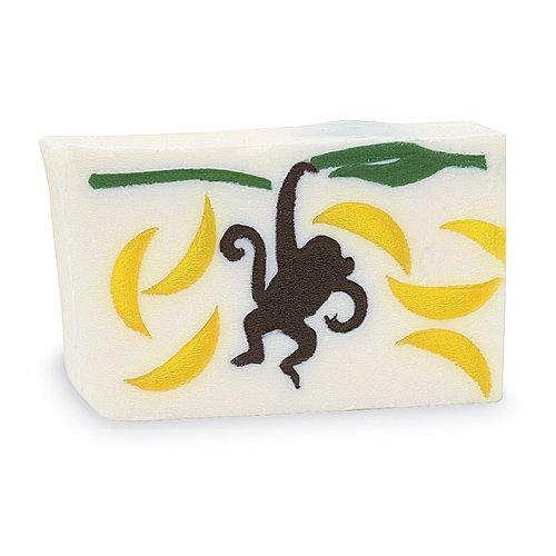 (Primal Elements Handmade Glycerin Soap,Monkey Business,6.8 oz. Bar)