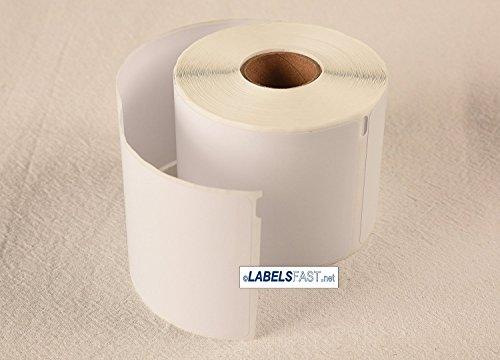 Dymo Compatible 30387 Internet Postage White 10 Rolls File Folder PayPal Adhesive Jumbo Mailing (Jumbo Postage)