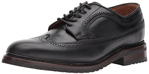 Frye Menns Jones Wingtip Oxford Svart