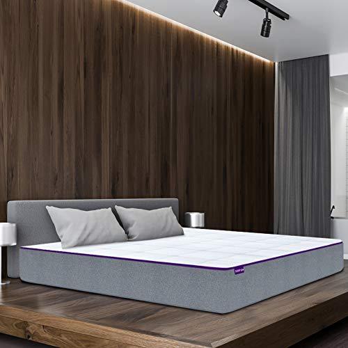Coirfit Sleep SPA Aer 6 inch Medium Single Size Mattress  78X36X6 Inches_Memory Foam